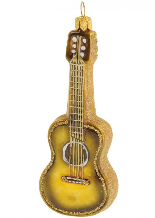 Zebra Music bauble classic guitar