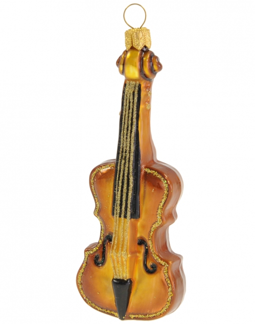 Zebra Music bauble violin