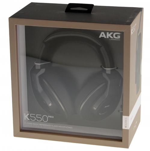 AKG K550 MKII slúchadlá