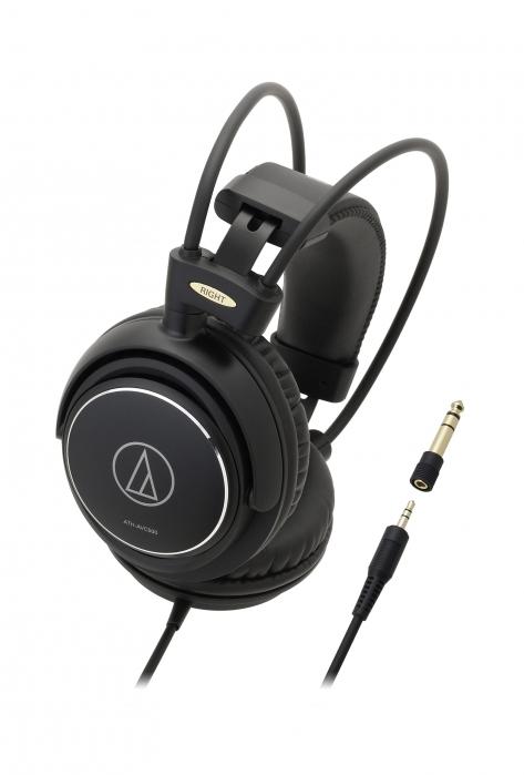 Audio Technica ATH-AVC500 uzavreté slúchadlá