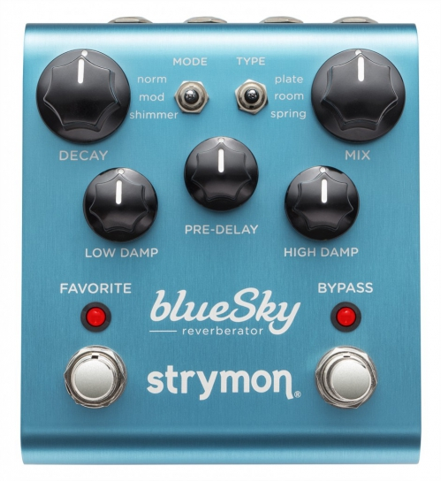 Strymon Blue Sky reverb efekt