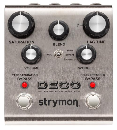 Strymon Deco tape saturation & doubletracker efekt