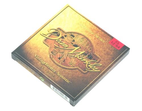 Dean Markley 2003A Vintage Bronze struny na akustickú gitaru