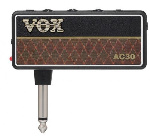 Vox Amplug 2 AC30 slúchadlový zosilňovač