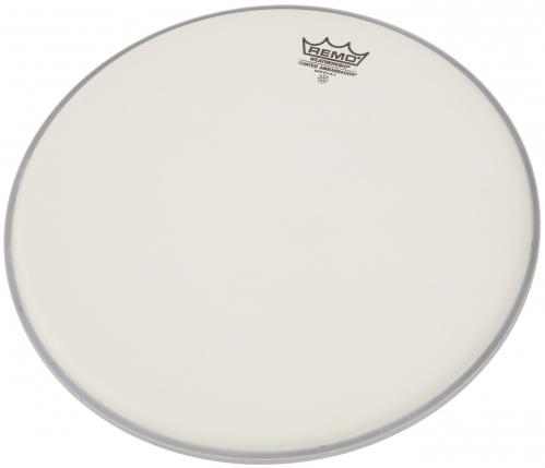 Remo BA-0114-00 Ambassador 14″ biela obalený, blana na bubon