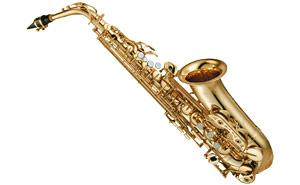 Yamaha YAS 62 02 altový saxofón
