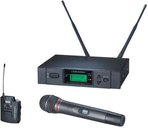 Audio Technica ATW-3110A/P3 bezdrôtový systém