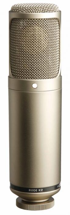 Rode K2 trubice kondenzátorový mikrofón