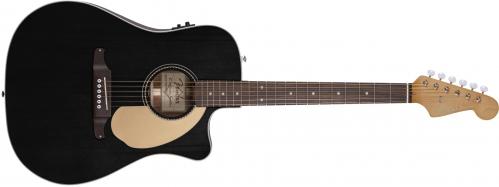 Fender Sonoran SCE Thinline Black WN