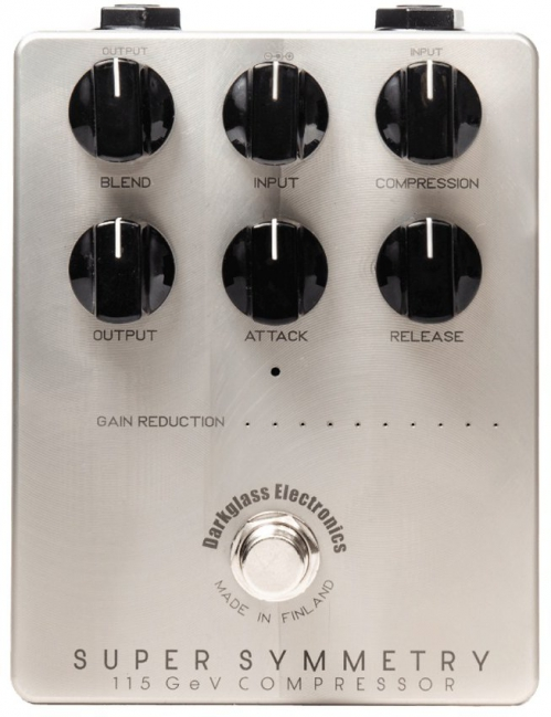 Darkglass Electronic Super Symmetry Compressor