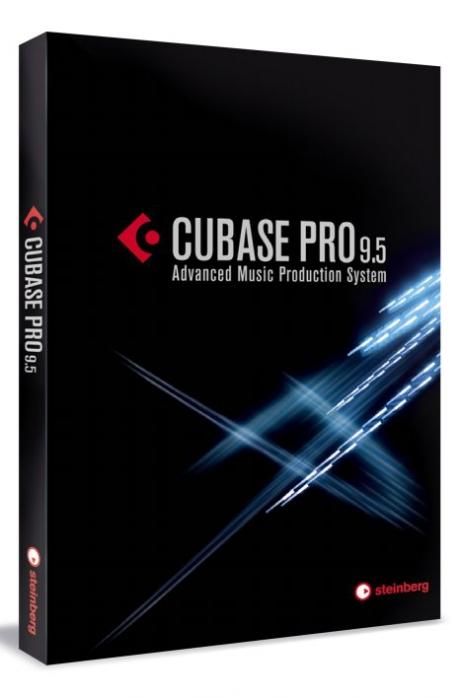 Steinberg Cubase 9.5 Pro EDU program komputerowy, wersja edukacyjna, darmowy update do wersji Pro 10 EDU