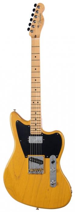 Fender LTD Offset Telecaster Ash MN Hum BTB  electric guitar