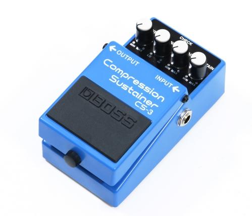 BOSS CS-3 Compression Sustainer gitarový efekt