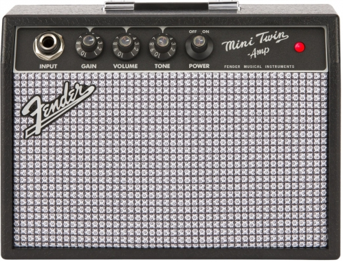 Fender Mini ′65 Twin-Amp