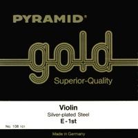 Pyramid 108100 Gold husľové struny