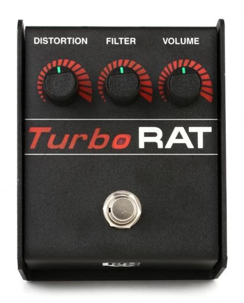 ProCo Turbo Rat gitarový efekt