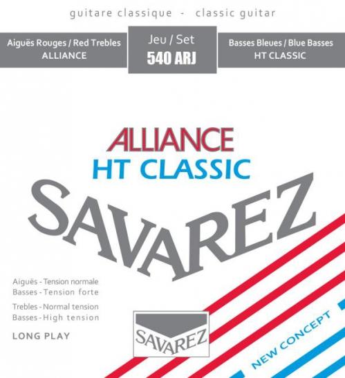Savarez 540ARJ Alliance HST struny pre klasickú gitaru