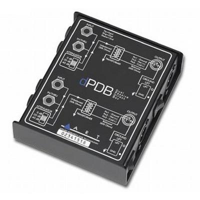 Art DPDB Di-Box pasívny 2 kanály