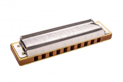 Hohner 1896/20MS-D MarineBand fúkacia harmonika