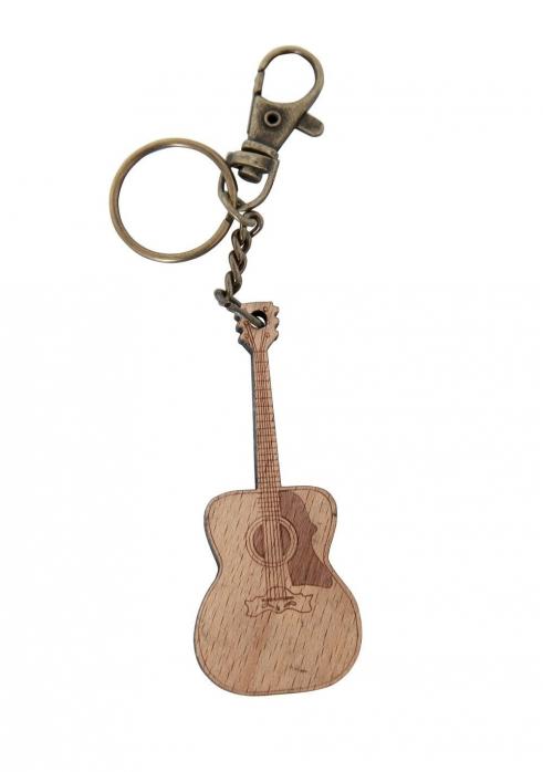 GEWA Przewieszka na klucz Gitara