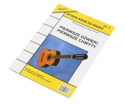 AN Templin Grzegorz ″Gitara krok po kroku 1″