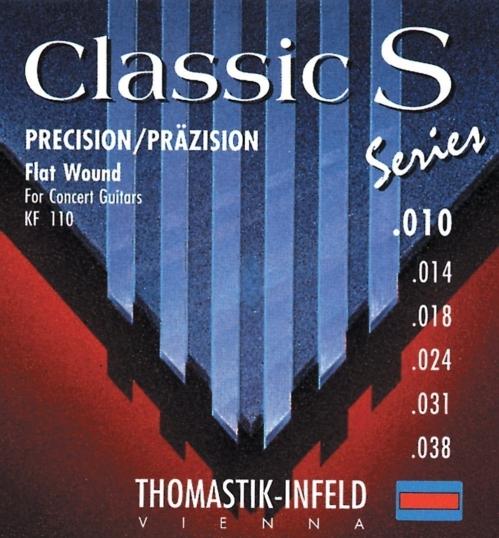 Thomastik (656675) Classic S Series struna do gitary klasycznej - .031fw