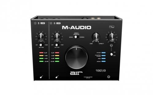 M-Audio AIR 192/8 USB audio interface