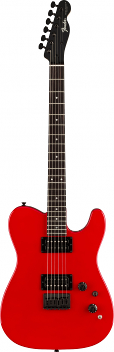 Fender Made in Japan Boxer Telecaster HH Torino Red