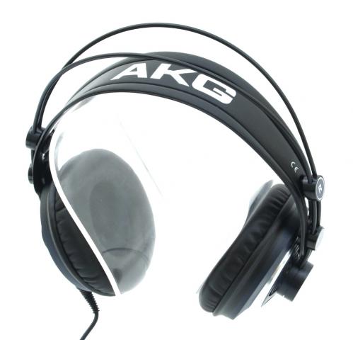 AKG K240 MKII (55 Ohm) polootvorené slúchadlá
