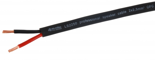 4Audio LS2250 reproduktorový kábel