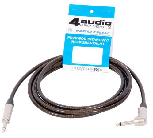 4Audio GT1075 3m drôt