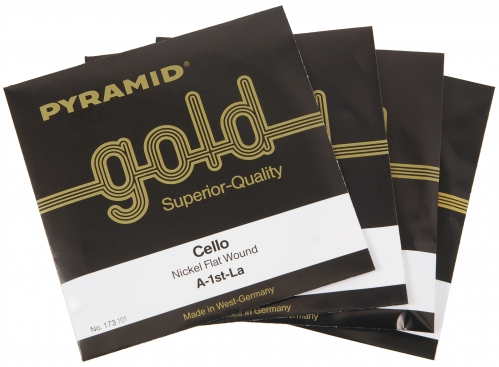 Pyramid 173100 Gold Cello struny