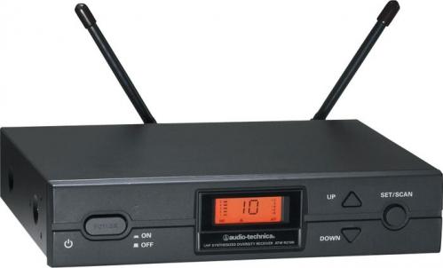 Audio Technica ATW-R2100 prijímač UHF