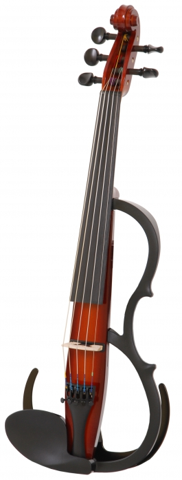 Yamaha SV 255 BR Silent Violin 5-strunowe elektrické husle