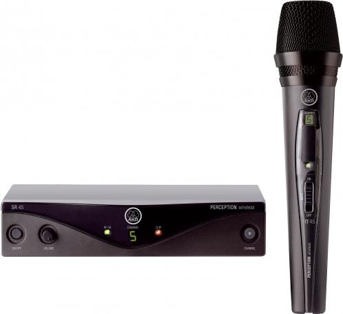 AKG WMS45 Vocal Set bezdrôtový mikrofón