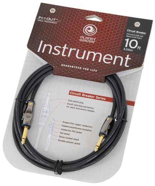 Planet Waves AG10 gitarový kábel