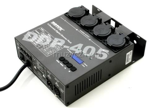 Botex DDP-405 DMX stmievače