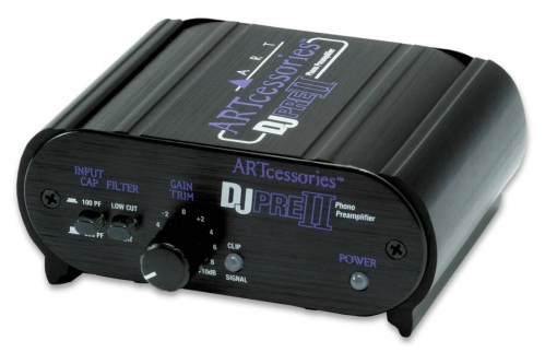 Art DJ PRE II predzosilňovač