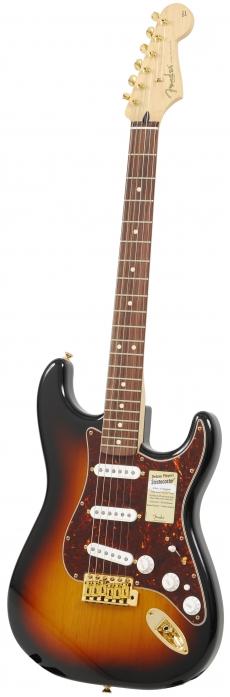 Fender Deluxe Player Stratocaster RW 3-color Sunburst elektrická gitara