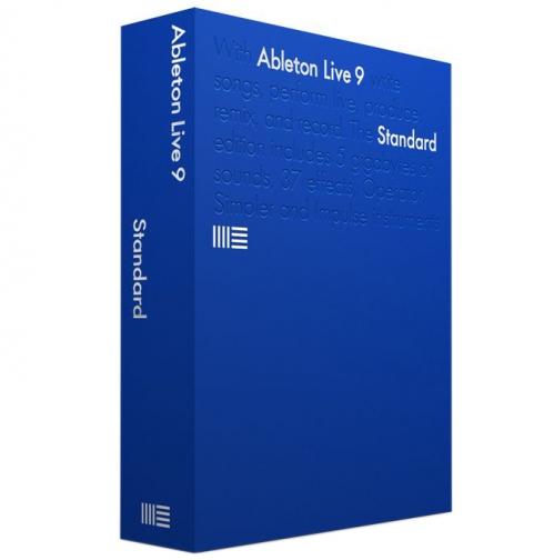 Ableton Live 9 Standard EDU počítačový program