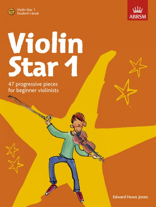PWM Huws Jones Edward - Violin Star vol. 1
