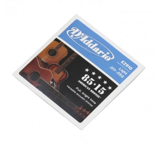 D′Addario EZ 910 struny na akustickú gitaru