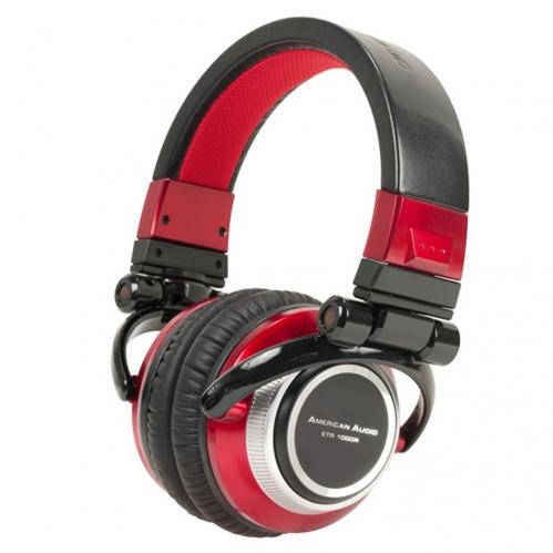 American Audio ETR 1000R slúchadlá DJ