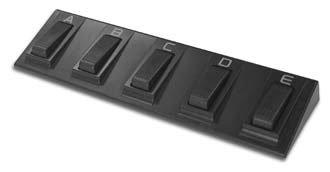 Korg EC-5 nožný ovládač