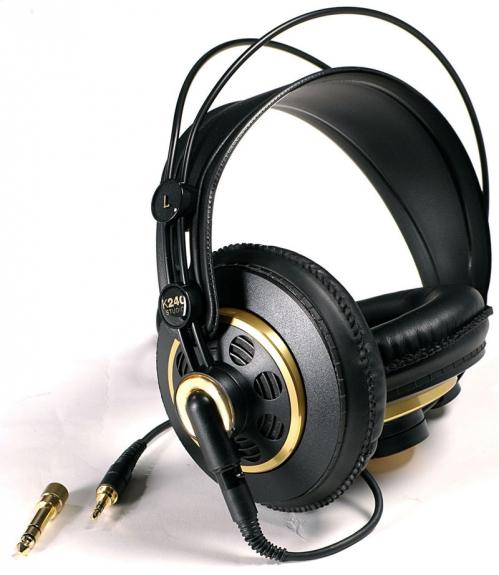 AKG K240 Studio (55 Ohm) polootvorené slúchadlá