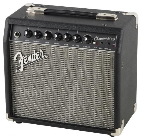 Fender Champion 20 gitarový zosilňovač