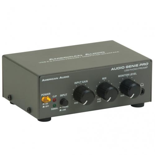 American Audio Audio Genie PRO USB audio rozhranie