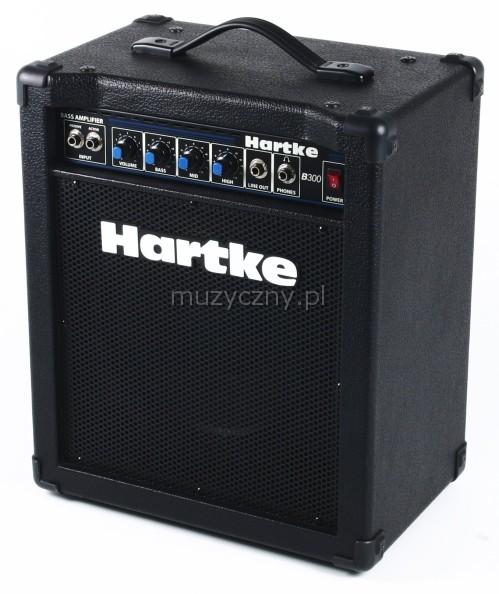 Hartke B-300 zosilňovač
