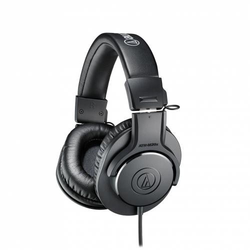 Audio Technica ATH-M20 X uzavreté slúchadlá