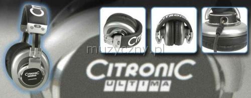 Citronic HP 500 PRO slúchadlá